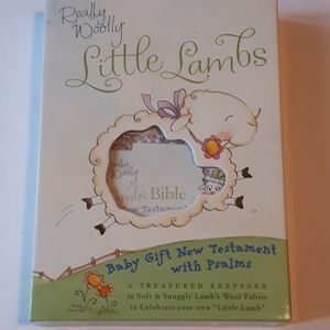 Really Woolly Little Lambs New Testament